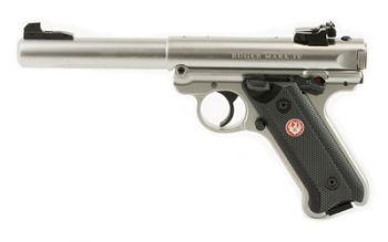 Ruger Mark IV Target 22LR SS
