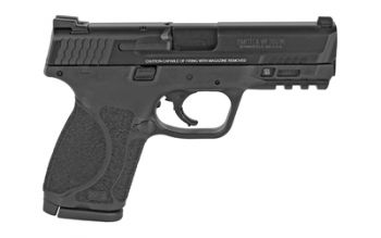 Smith & Wesson M&P 2.0 Semi-automatic Pistol Striker Fired Compact 40 S&W 4