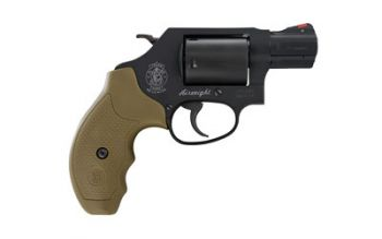 Smith & Wesson 360 Scandium .357 Mag