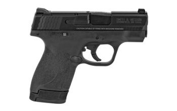 Smith & Wesson Shield M2.0 .40 S&W Thumb Safety - 11812
