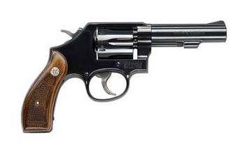 Smith & Wesson Model 10 Classic .38 S&W Special +P 4 Inch Barrel Blue 6 Round