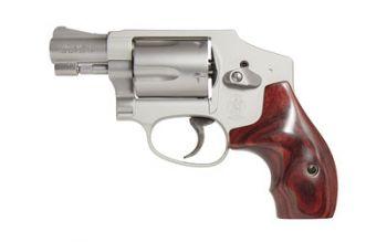 Smith & Wesson 642 LadySmith .38 Special +P 1.875 Inch Barrel Matte Silver Fini