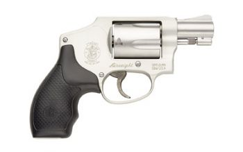 Smith Wesson 642 - Internal Lock